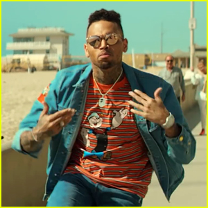 f7131a2490 Chris Brown Debuts  Paradise  Video with Benny Benassi
