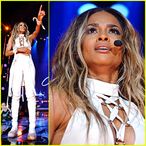 Ciara Dances it Out at We Day Chicago