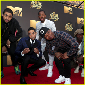 'Straight Outta Compton' Wins True Story Award at MTV Movie Awards 2016