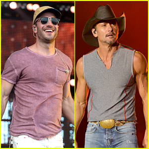Country Studs Sam Hunt & Tim McGraw Perform at Tortuga Fest