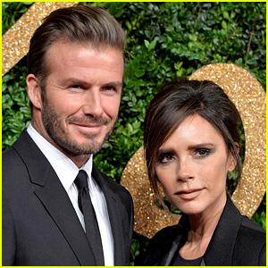 David Beckham Writes Sweet Birthday Note to Victoria Beckham!