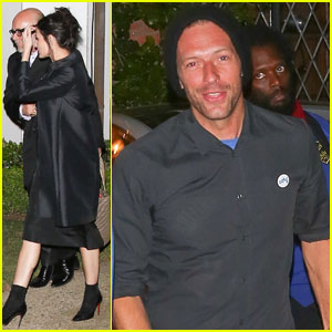 Chris Martin, Demi Moore & Others Hit Kate Hudson's Birthday