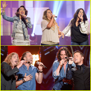 Scotty McCreery & 'Idol' Country Stars Perform at the Finale