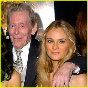Diane Kruger Names Peter O'Toole as Meanest Actor She's Worked With