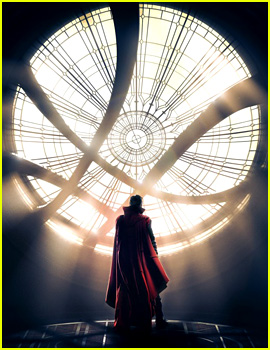 Marvel's 'Doctor Strange' Poster Debuts Ahead of First Footage!