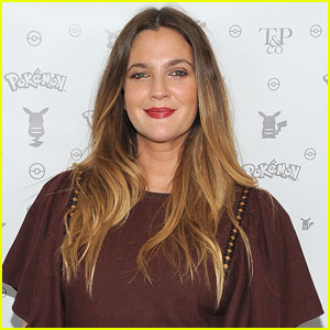 Drew Barrymore 'Looked Very Happy' in First Post-Divorce Announcement Appearance