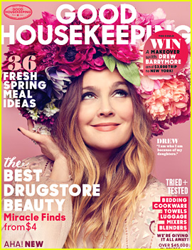 Drew Barrymore on Happiness: It Takes 'Tremendous' Work