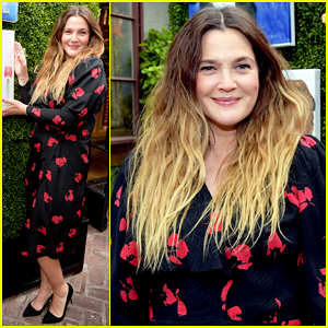 Drew Barrymore Says She's 'So Happy Now' Post-Split