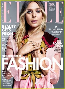 Elizabeth Olsen Looks Up to Jennifer Lawrence & Rooney Mara