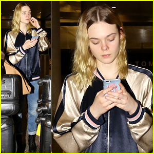 Elle Fanning Signs On for 'The Beguiled' with Nicole Kidman & Kirsten Dunst!