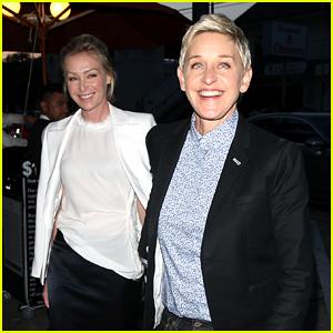 Ellen degeneres dating portia de rossi