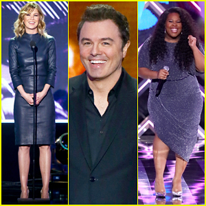 Ellen Pompeo Honors Debbie Allen At TV Land Icon Awards 2016!