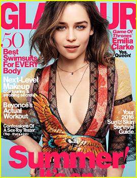 Emilia Clarke Talks Controversial 'Game of Thrones' Rape Scene: 'Ask George R.R. Martin'