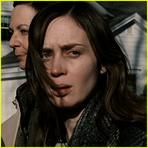 Emily Blunt Stars in First 'Girl On The Train' Trailer - Watch Now!