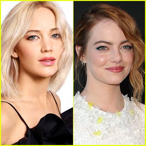 Emma Stone Helped Jennifer Lawrence While She Puked After Adele Concert