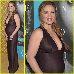 Erika Christensen Is Pregnant - See Her Baby Bump!