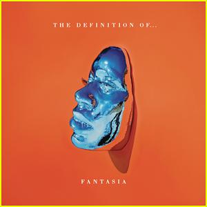 Fantasia Reveals 'The Definition Of…' Album Cover & Shares 'So Blue' - Stream & Lyrics!
