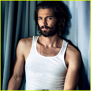 Game of Thrones' Michiel Huisman Poses for Sexy New Shoot