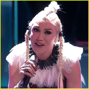 Gwen Stefani Performs 'Misery' Live on 'The Voice'! (Video)