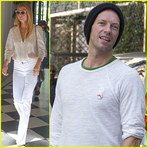 Gwyneth Paltrow & Chris Martin Step Out in Buenos Aires