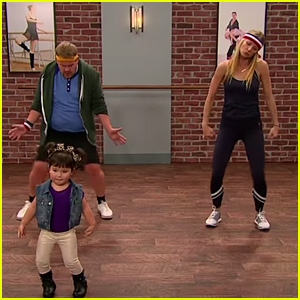 Gwyneth Paltrow & James Corden Learn Dance Moves from Toddlers - Watch Now!