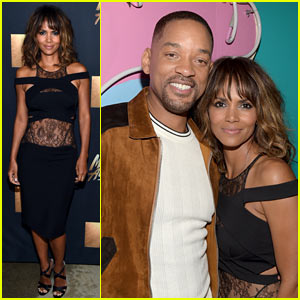 Halle Berry Honors Will Smith at MTV Movie Awards 2016