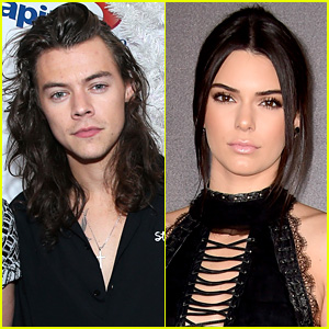 Harry Styles & Kendall Jenner Seen Together in New Photo (Report)