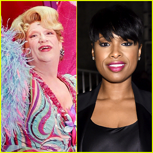 Harvey Fierstein & Jennifer Hudson Join NBC's 'Hairspray Live'