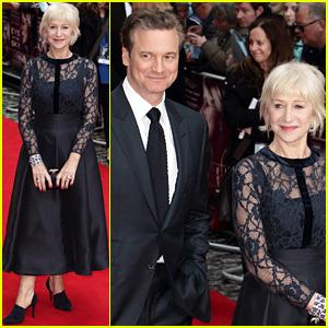 Helen Mirren on Alan Rickman in 'Eye in the Sky': 'He Would Be Very Proud'