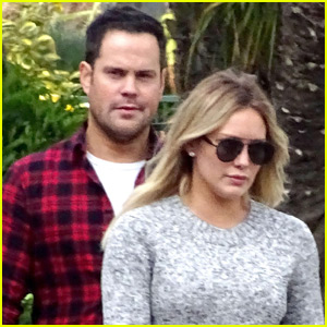 Hilary Duff & Ex Mike Comrie Take Luca To Legoland