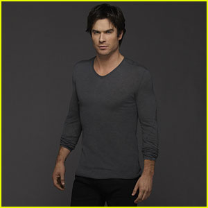 Ian Somerhalder Confirms 'Vampire Diaries' Will End After Season Eight