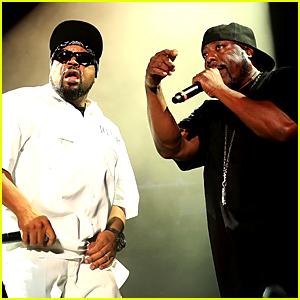Ice Cube Has a Mini NWA Reunion at Coachella 2016 (Video)