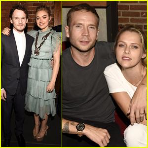 Imogen Poots & Anton Yelchin Premiere New Film 'Green Room'