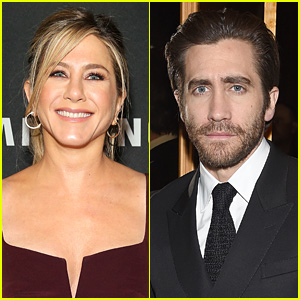 Jennifer Aniston Responds to Jake Gyllenhaal's Crush Admission!