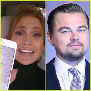 Jennifer Lopez Reveals Leonardo DiCaprio's Reaction to Carpool Karaoke Texting Incident