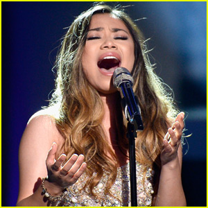 Jessica Sanchez Shows Off Powerhouse Vocals on 'Idol' Finale
