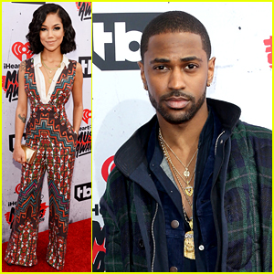 Jhene Aiko & Big Sean Hit the iHeartRadio Music Awards 2016 After Their Album Release!