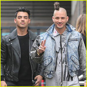 Joe Jonas Thinks It's Funny He's Compared To Zayn Malik