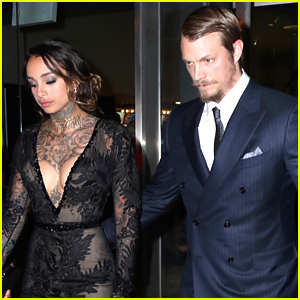 Joel Kinnaman Reveals He's Married to Cleo Wattenstrom!