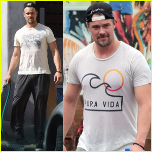 Josh Duhamel Is Sick of Traffic in Los Angeles