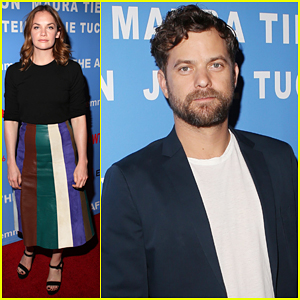 Joshua Jackson & Ruth Wilson Reunite At 'Affair' NYC Screening!