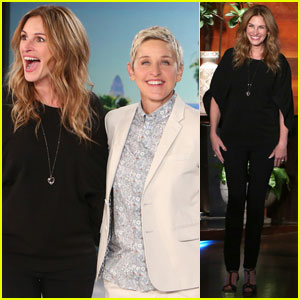 Julia Roberts Says Taylor Swift is No. 1 in Her House