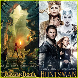'The Jungle Book' Beats Out 'The Huntsman' at the Box Office