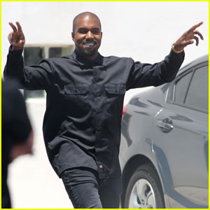 Kanye West Makes 'Imma Let You Finish' Joke During Friend's Wedding Reception (Video)
