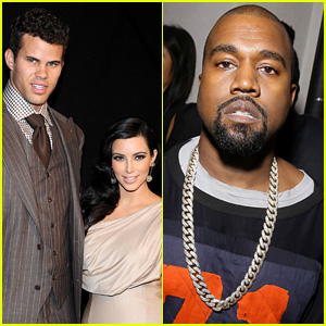 Kanye West Bought His First Phone When He Found Out Kim Kardashian & Kris Humphries Were Engaged