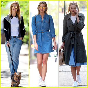 Karlie Kloss 'Beyond Honored' To Be Named to 'Time 100'