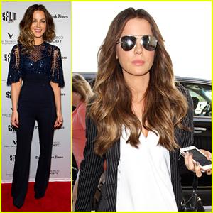 Kate Beckinsale Premieres 'Love & Friendship' in San Fran!