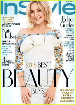 Kate Hudson Has an 'Unusual' Relationship with Son Ryder
