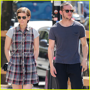 Kate Mara & Jamie Bell Are Spending Time Together in NYC!