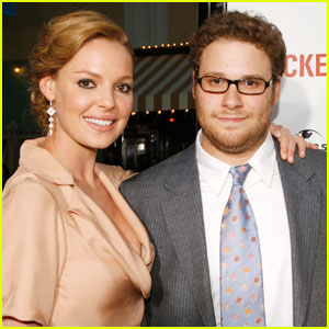 Katherine Heigl Talks About Calling 'Knocked Up' Sexist, Getting Cold Shoulder From Seth Rogen
